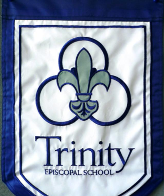 Trinity Garden Flag
