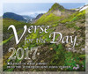 Bible Verse for the Day - 365 Pages Daily Desk Calendar 2017 - KJV Scripture