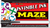 "Invisible Ink: Yes & Know® Game Book ""Maze"""
