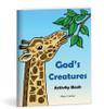 Mini God's Creatures Activity Book