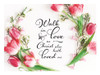 KJV Boxed Cards -Wedding, Fresh Floral by Heartwarming Thoughts