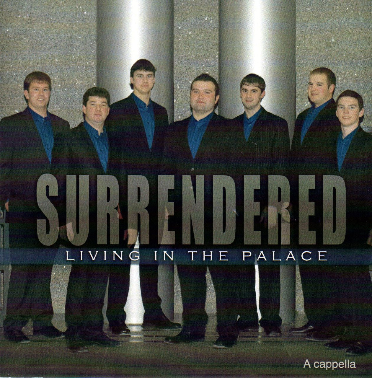 Living in the Palace CD by Surrendered