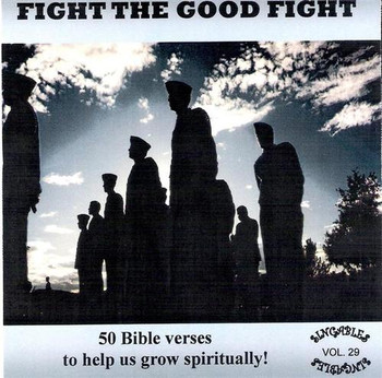 Fight The Good Fight CD/MP3 by Heartsong Singables