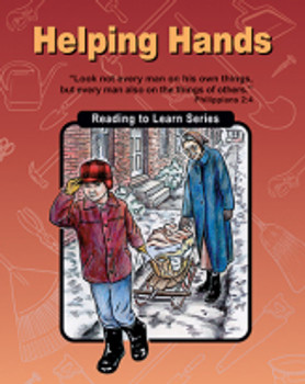 Helping Hands Book
