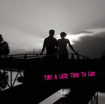 Take A Little Time To Live CD by John & Teresa Hartter