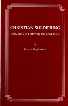 Christian Soldiering