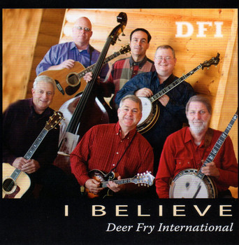 deer fry international - I believe cd cover