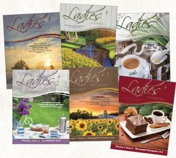 Ladies' Journal - Christian Women of Faith Magazine