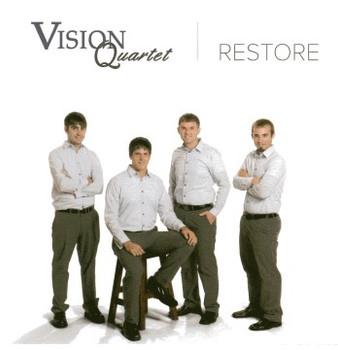 Restore CD by Vision Quartet