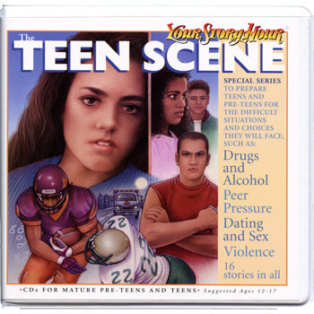 Teen Scene Audio CDs by Your Story Hour