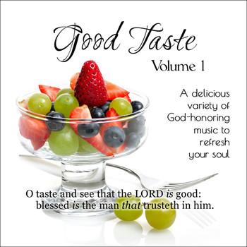 Good Taste Vol 1 CD/MP3 by Melt the Heart - Various