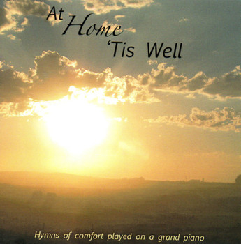 At Home Tis Well CD