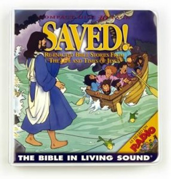 Saved! Vol 5 by The Bible In Living Sound