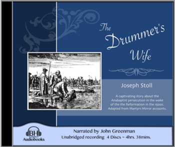 The Drummer's Wife Audiobook by Joseph Stoll