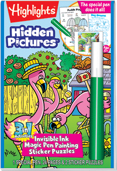 """3in1: Highlights™ """"Hidden Pictures™"""""""