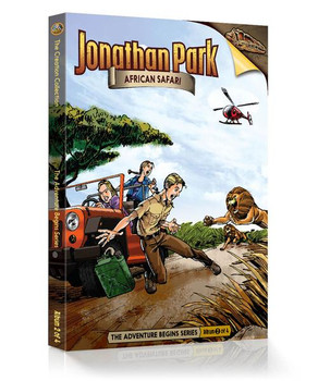 Jonathan Park Series 1 - The Adventure Begins #2: African Safari - Audio Drama CD