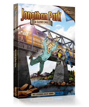 Jonathan Park Series 2 - No Looking Back #2: A Close Call - Audio Drama CD