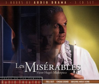 Les Miserables - Audio Drama CD by Focus on the Family