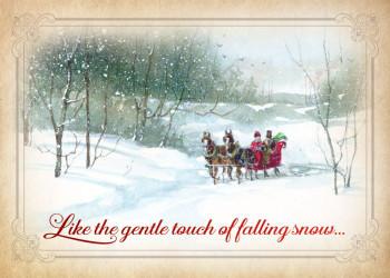 KJV Boxed Cards - Christmas, Assortment - Country Christmas