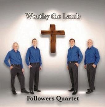 Worthy The Lamb CD by Followers Quartet