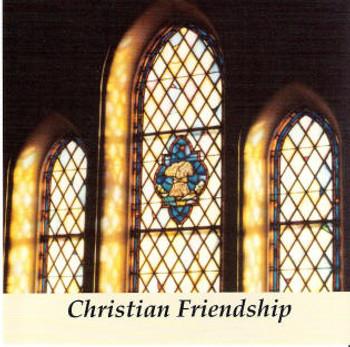 Christian Friendship CD by Latty Apostolic Christians