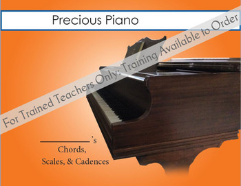 Precious Piano - Chords, Scales & Cadences