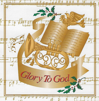 Glory To God CD by Rejoice Records