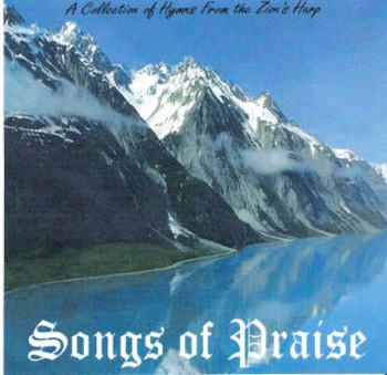 Songs of Praise CD by Aaron Hills