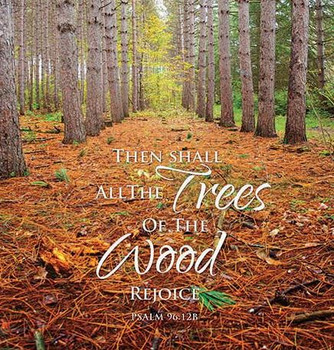 Trees of the Wood - Wall Plaque by Heartwood Hollow
