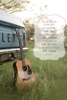 Singing - Wall Plaque by Heartwood Hollow