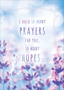 KJV Boxed Cards - Praying for You, Heartfelt Prayers by Christian Art Greetings
