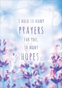 KJV Boxed Cards - Praying for You, Heartfelt Prayers by Christian Art Greetings