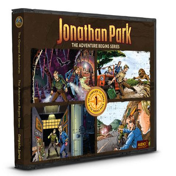 Jonathan Park Series 1 - The Adventure Begins