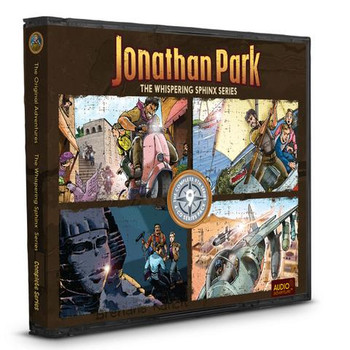 Jonathan Park Series 9 Set - Audio Drama CDs