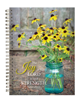 Joy Bouquet Set - Journal, Stationery, & Magnetic List by Heartwarming Thoughts