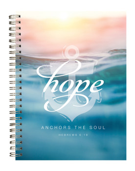 Hope - Journal, Stationery, & Magnetic List by Heartwarming Thoughts