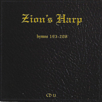 Zion's Harp CD 13 by Apostolic Christian Singers