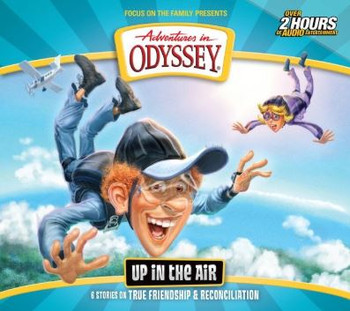 Up in the Air - #63 CD Set by Adventures in Odyssey