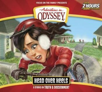 Head Over Heels - #60 CD Set by Adventures in Odyssey