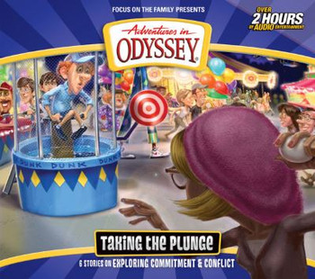 Taking the Plunge - #59 CD Set by Adventures in Odyssey