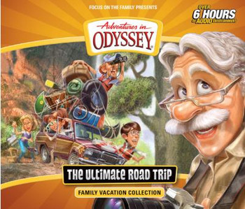 The Ultimate Road Trip -  CD Set by Adventures in Odyssey