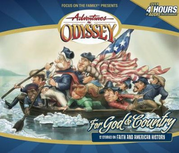 For God and Country -  CD Set by Adventures in Odyssey