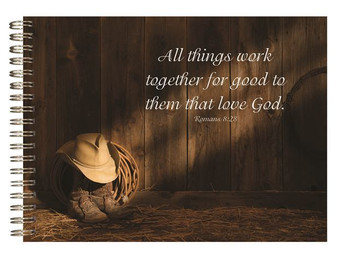 Hat & Boots - Journal - by Heartwarming Thoughts