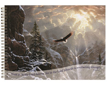 Soaring High - Journal - by Heartwarming Thoughts