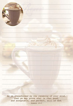 Renew - Stationery Pad - by Heartwarming Thoughts