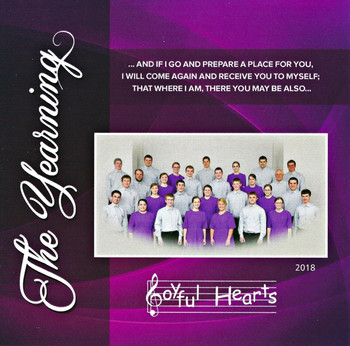 The Yearning CD by Joyful Hearts Chorus