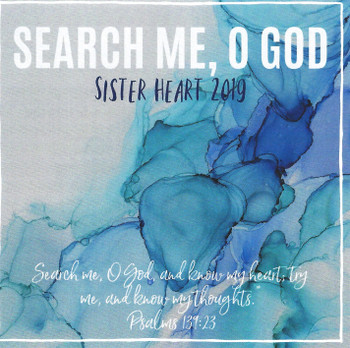 Search Me, O God CD by Sister Heart