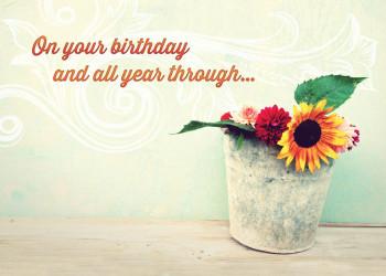KJV Boxed Cards - Birthday, Celebration