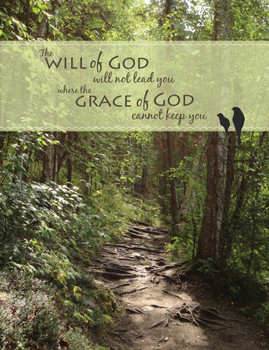 The Will of God - Wall Canvas by Prints of Peace