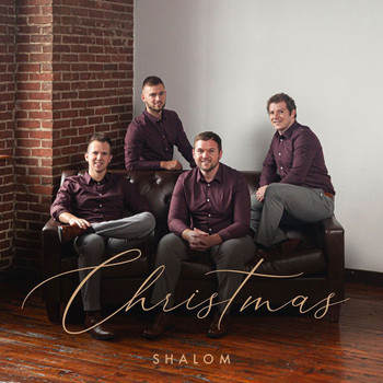 Christmas CD by Shalom Men's Quartet